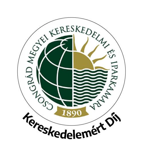 Kamarai Kereskedelemért Díj – 2020 (Csongrád Megyei Kereskedelmi és Iparkamara)